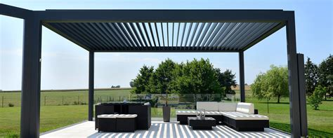 awnings thailand louvered roof awning roller blinds brustor