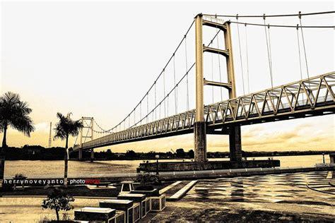 Jembatan Kutai Kartanegara 2 jembatan kutai kartanegara runtuh apa penyebabnya