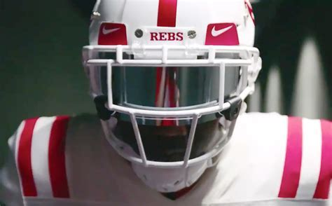 Ole Miss unveils all white uniform for Texas Tech opener