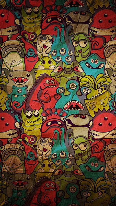 wallpaper iphone 5 cartoon hd crazy cartoons the iphone wallpapers