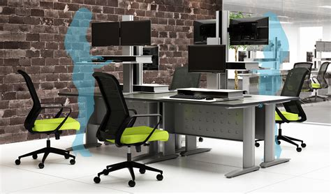 ergonomic benefits of standing desk have you considered a sit stand desk for ergonomic or