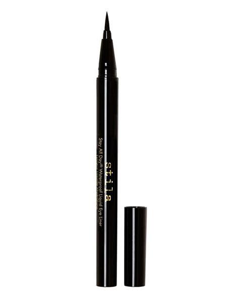 Eye Liner Dan Mascara Wardah stay all day waterproof liquid eye liner black by stila cosmetics