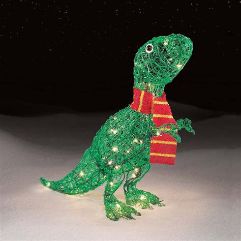 trim a home 174 22 quot 35ct baby dinosaur seasonal christmas