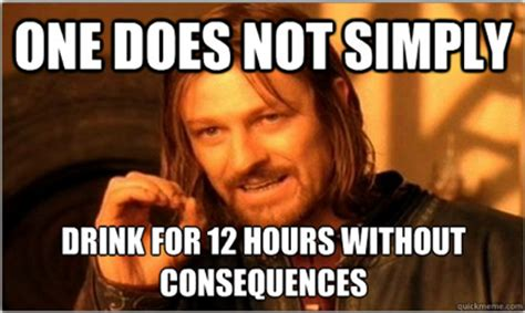 Meme Boromir - guest post keep calm and share copyright not being