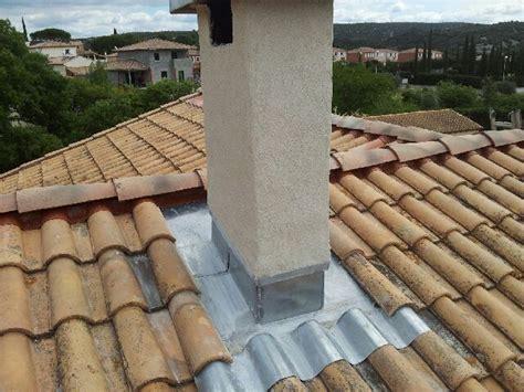 abergement de cheminee abergement de chemin 233 e zinc la clinique du toit