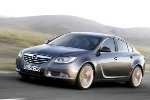 Opel Automobile Official Auto News Opel Insignia Revealed Photo It S