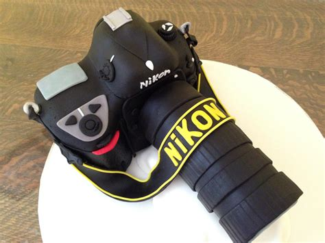 Scandanvian Design by Nikon Camera Birthday Cake Home Design