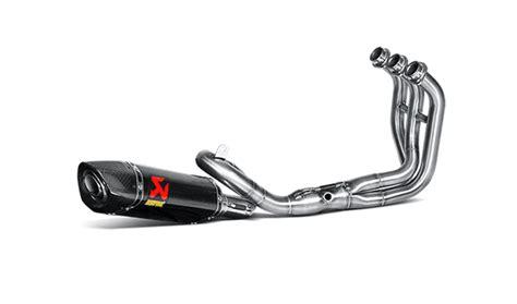 Pavé Pour Allée 2870 by Akrapovic Carbonio Yamaha Fz 09 Fz9 Mt 09 2014 14