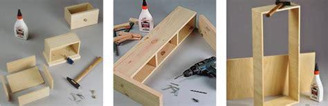 costruire un cassetto credenza rustica fai da te in legno d abete bricoportale