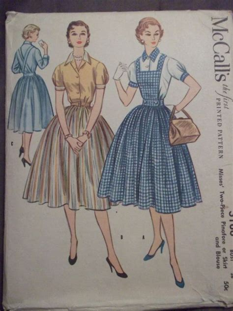 vintage pattern com vintage pattern for a pinafore like dorothy s there s no