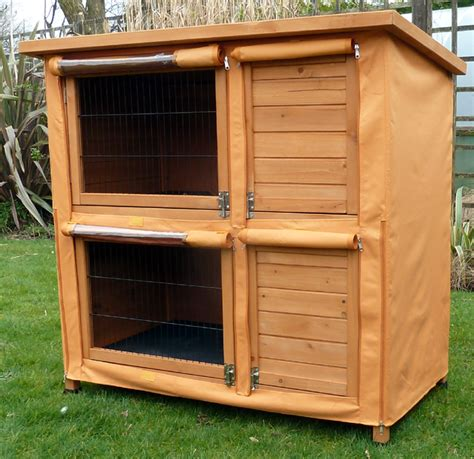 Rabbit Hutch Covers Uk heavy duty hutch cover rabbit hutch world