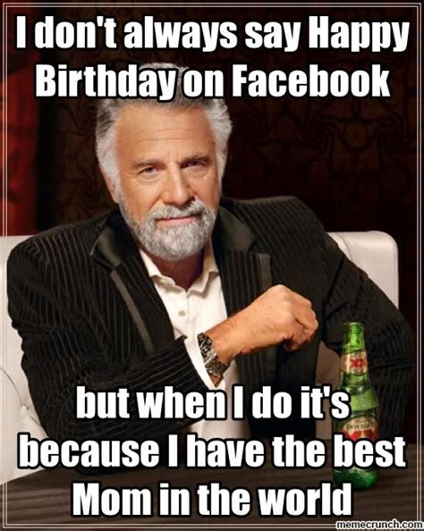 Birthday Memes For Facebook - facebook birthday meme 28 images facebook birthday