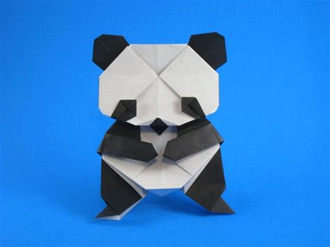 Origami Panda - origami pandas page 2 of 8 gilad s origami page