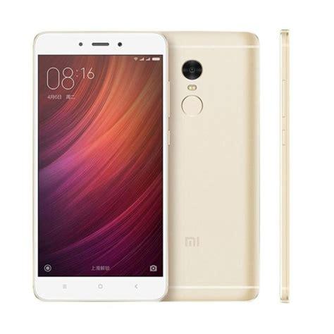 xiaomi redmi note 4 smartphone emas 64 gb 3 gb harga dan spesifikasi