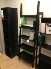 Ladder Bookcase Ikea Ikea Black Ladder Shelf Ikea