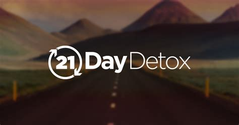 21 Day Mind Detox by Dr Leaf 21 Day Brain Detox Program