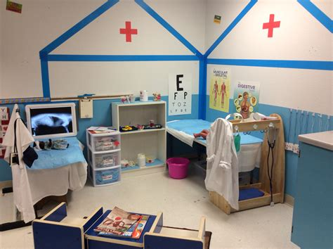 theme center themes dr office dramatic play preschool community helpers