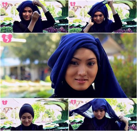 tutorial hijab turban pesta pernikahan top wanita hijab images for pinterest tattoos