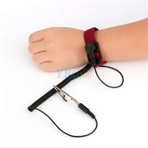 Anti Static Bracelet anti static esd adjustable antistatic grounding
