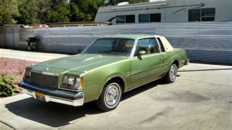 1979 buick regal turbo buy used 1979 buick regal sport coupe 2 door 3 8l turbo
