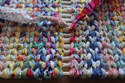 How To Knit A Rag Rug by Rag Rugs 2 Runquiltknitwrite