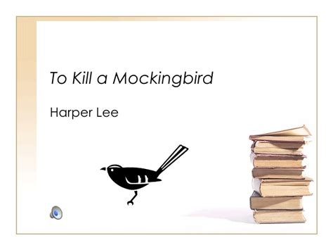 themes in to kill a mockingbird powerpoint to kill a mockingbird background notes