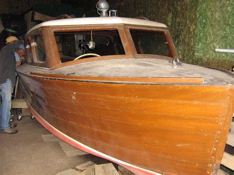 garwood wooden boats garwood hard top sedan port carling boats antique