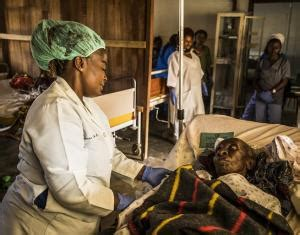 ebola cases rising officials launch  infection