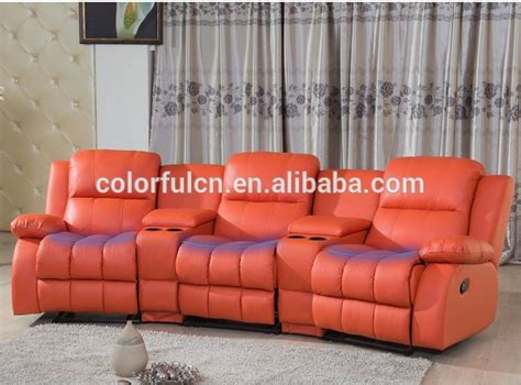 leather theater sofa genuine leather home theater sofa home theatre sofa home
