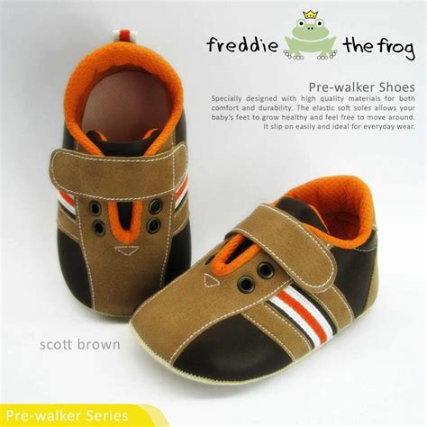 Limited Sepatu Bayi Prewalker Marc Grey prewalker shoes sandals boys by freddie the frog jce shop