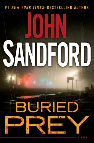 prey a prey novel review by bunnybetha buried prey by sandford