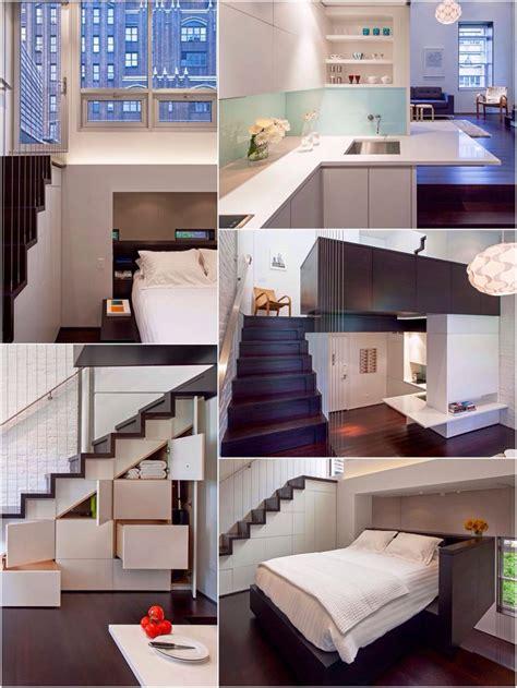micro studio loft apartment  manhattan nyc