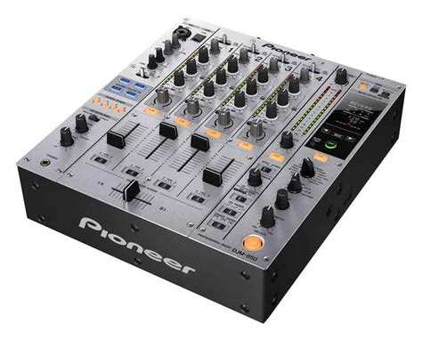 Mixer Audio Pioneer djm 850 4 channel performance dj mixer pioneer