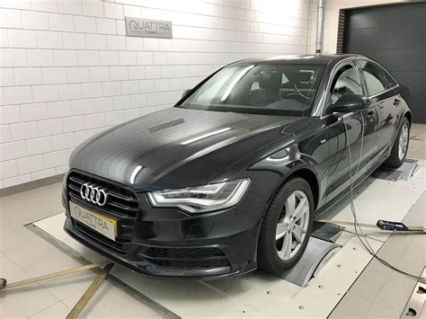 Audi A6 3 0 Tfsi Chiptuning by Chiptuning Audi A6 C7 3 0 Tdi 245pk 2011 Heden