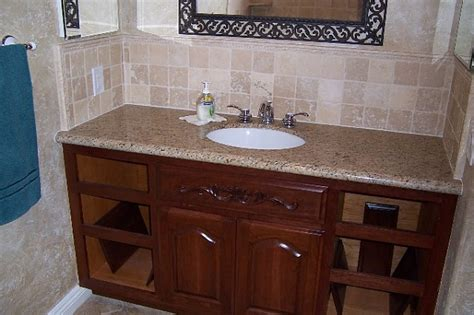 tips for building a bathroom vanity with low budget