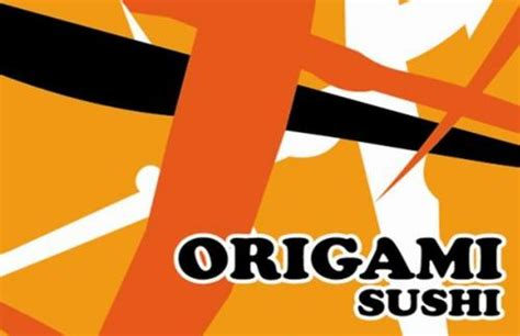 Origami Sushi - origami sushi origamisushi