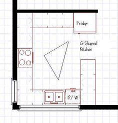 kitchen design layout sles 1000 images about kitchen floor plans on pinterest