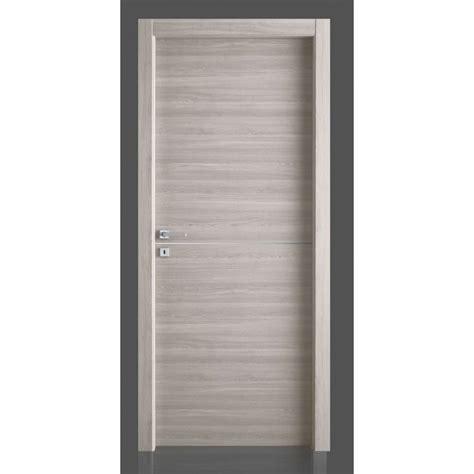 porte interne como le pi 249 porte in laminato con inserto in alluminio da