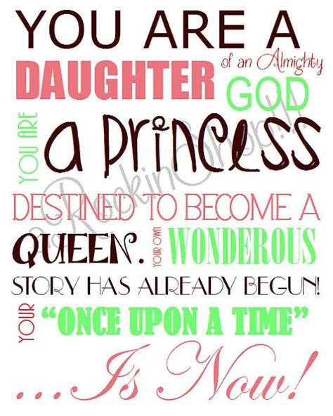 printable daughter quotes you are a daughter printable quote