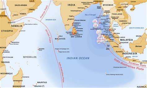 earthquake indian ocean effect of the 2004 indian ocean earthquake on india
