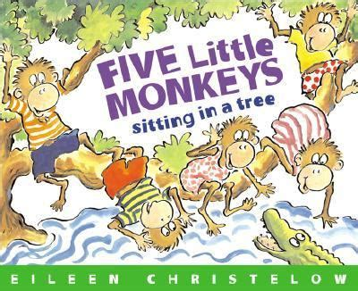 one little monkey swinging in the tree literary commentary storytime jungle