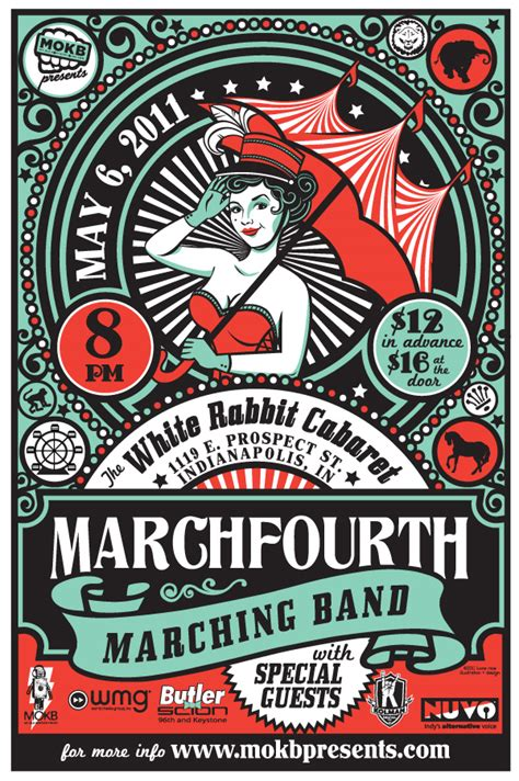 design poster band march fourth marching band poster by lucie rice at