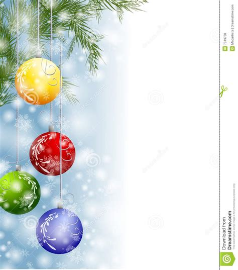 christmas ornament borders clipart 83