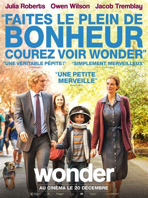 film pour 2017 wonder film 2017 allocin 233