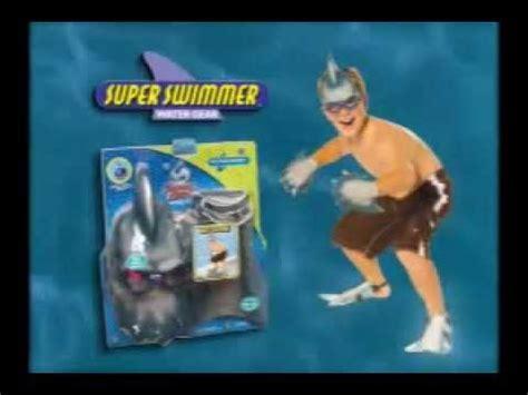 Mask Snorkel Merk Shark swimmer shark attack ad 90 s 8 22 2012 s