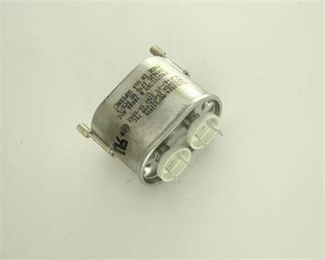 general electric capacitor 97f9834 sprague 2uf 600vdc motor run 28 images general electric triclad capacitor motor 28 images