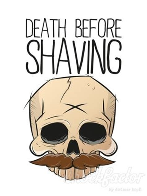 Poster Beard Barbershop Quotes Skull 1 88 best images about skull beards on behance