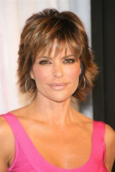 lisa rinna hairstyle cutting diagram 1000 ideas about medium shag hairstyles on pinterest