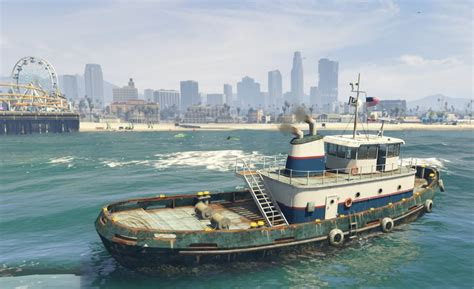 gta 5 new flags for tug buckingham boat mod gtainside - Tug Boat Flags