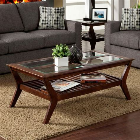 mission style end table dark cherry virginia mission style dark cherry finish coffee table